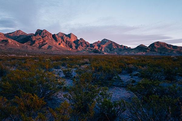 New Mexico Organ Mountains DASWCD